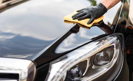Car Polishing – How to Polish the Paintwork